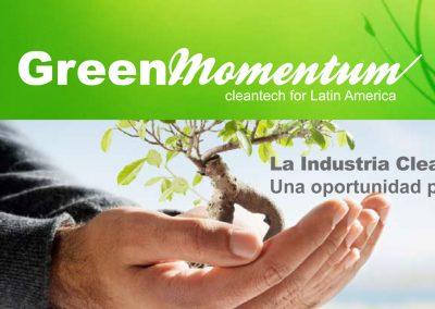 Green Momentum