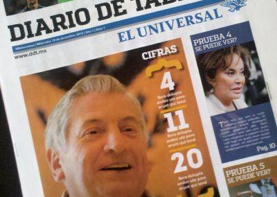 Diario de Tabasco