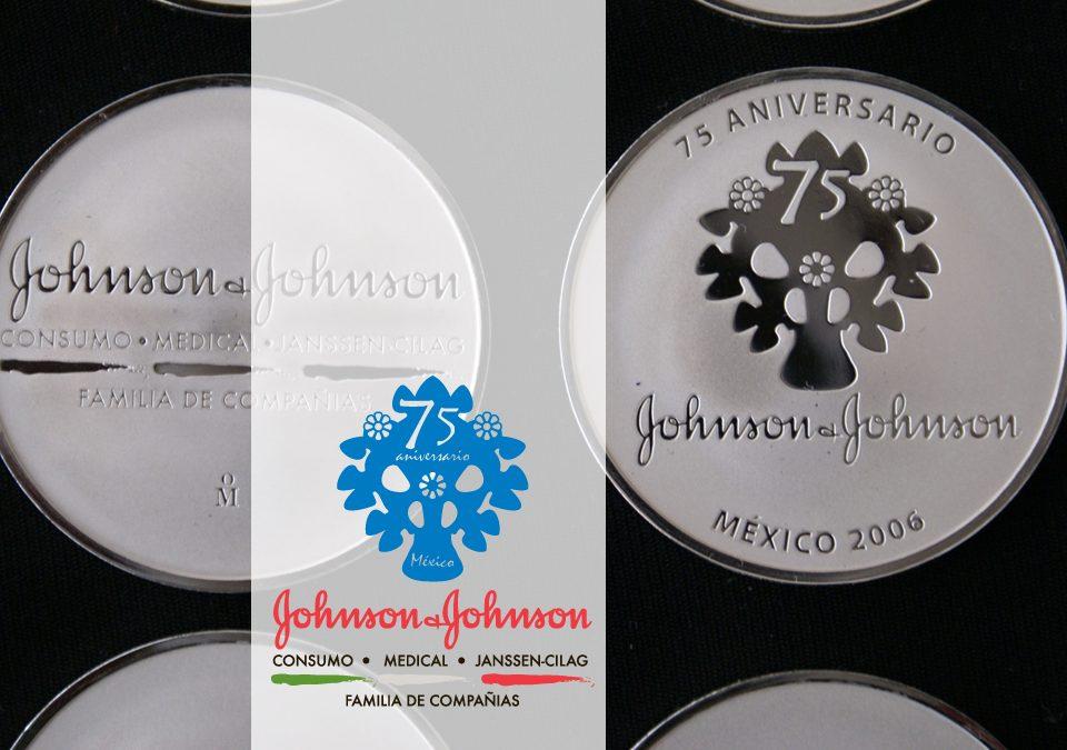 J&J 75 Aniversario